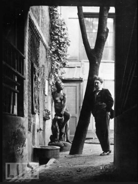 Ezra Pound - Pound In Paris - LIFE_1243380801936